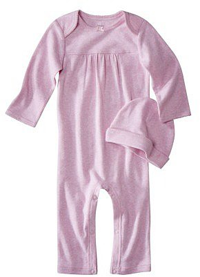 Precious Firsts  Made by Carters ® Newborn Girls' Cap and Jumper Set - Pink