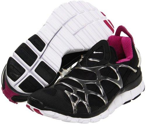 Nike - Kukini Free (Black/Rave Pink/White) - Footwear