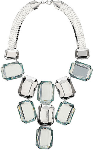 Aqua Jewel Necklace