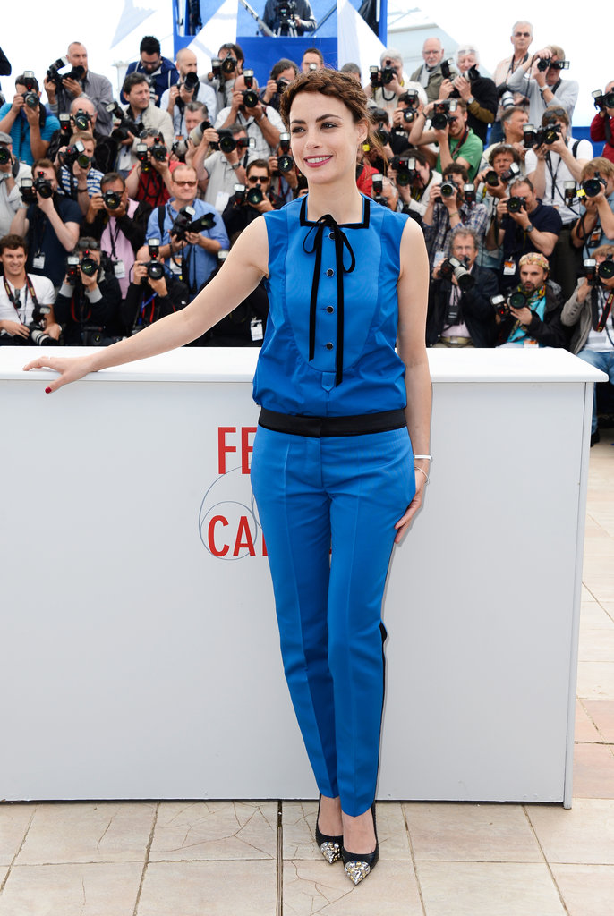 The Artist's Bérénice Bejo attended a photocall on Friday for her new film, The Past.