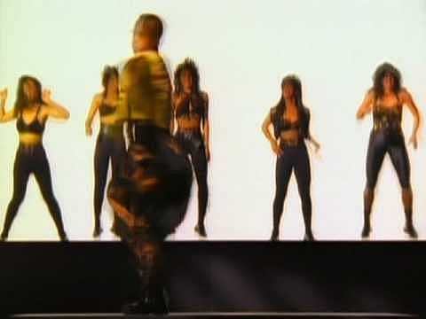 """""""U Can't Touch This"""" by MC Hammer"""
