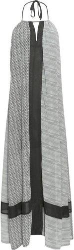 Next Mixed Print Maxi Dress