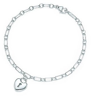 Tiffany Locks heart lock bracelet