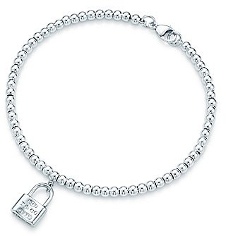 Tiffany 1837TM bead bracelet