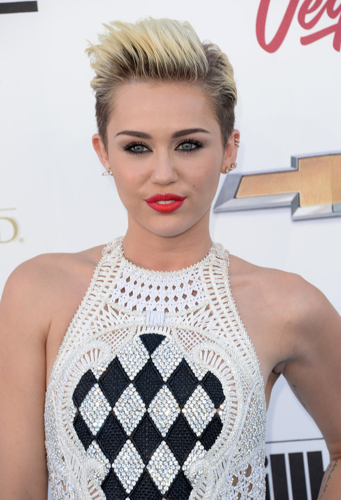 If It Ain't Broke . . . Miley Rocks Another Sexy Jumpsuit While Liam Parties in Cannes