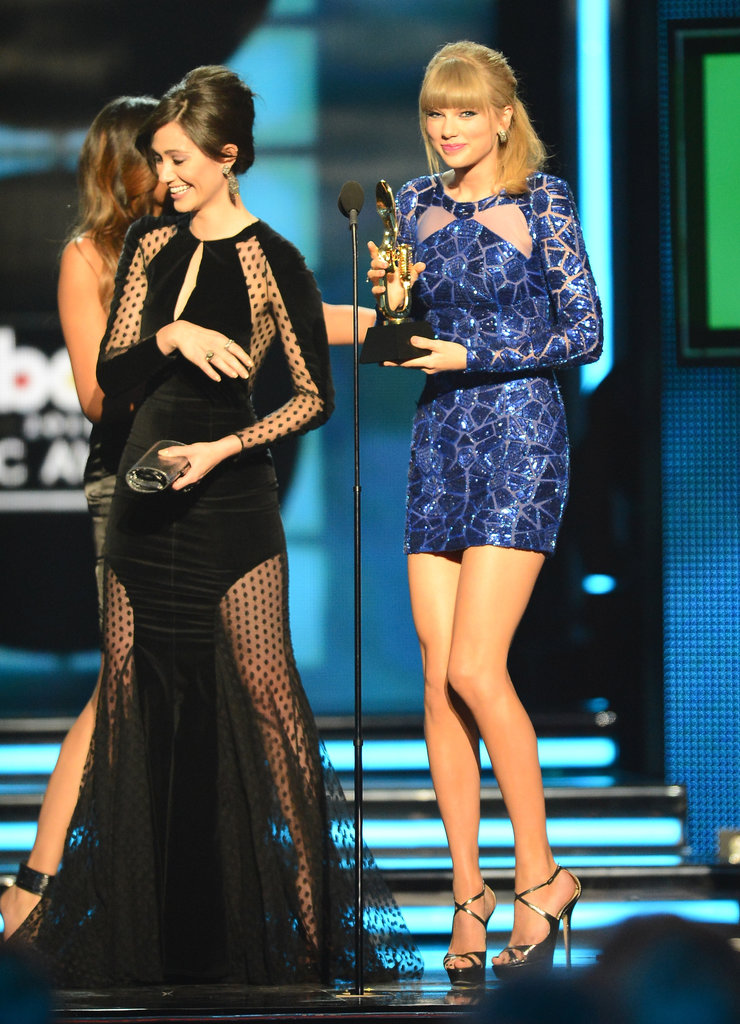 Taylor Swift was the top winner at the Billboard Music Awards.