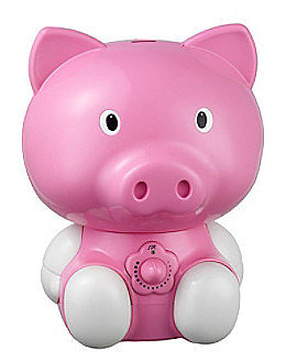 Sunpentown Supentown® Pig 1.8-liter Ultrasonic Humidifier
