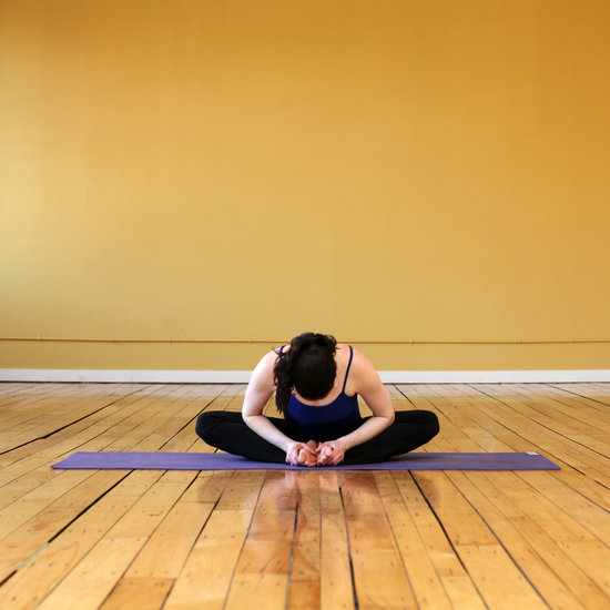 Butterfly Pose Variations