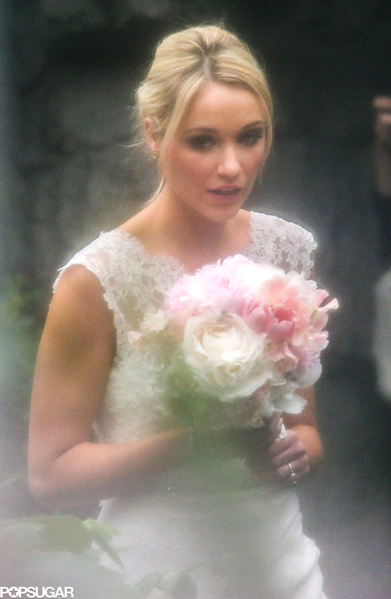 Katrina Bowden got married to Ben Jorgensen.