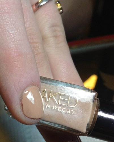 Urban Decay Naked Nail Polish