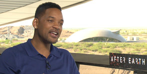 "Will Smith on Working With Son Jaden: ""I Still Am Taking Most of the Money"""