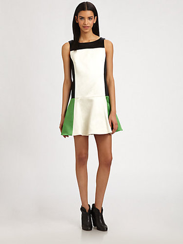 Rag & Bone Sofia Colorblock Dress