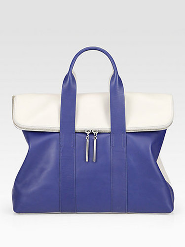 3.1 Phillip Lim 31 Hour Colorblock Bag