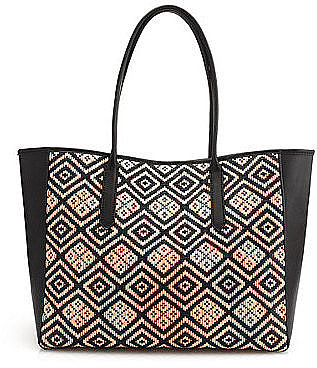 J.Crew's Tartine Tote ($398) has that cool, Summer feel with a little global edge — perfect for livening up a great black maxi dress or adding interest to your work trousers and a classic white button-down.