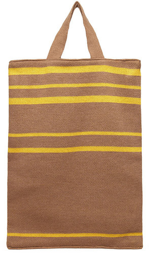 Hansel from Basel / Stripe Tote