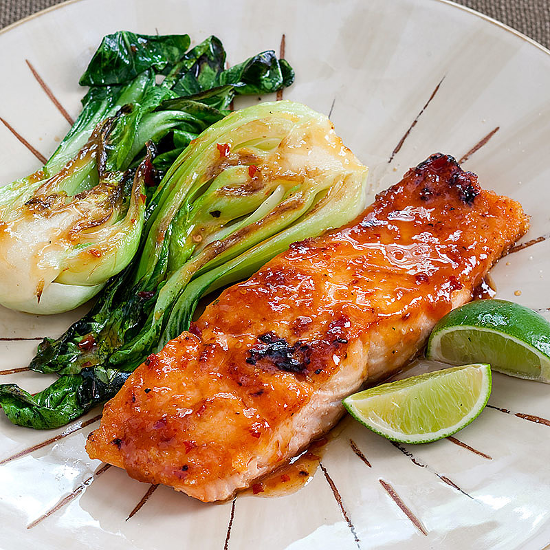 A Tried-and-Tested Salmon Recipe