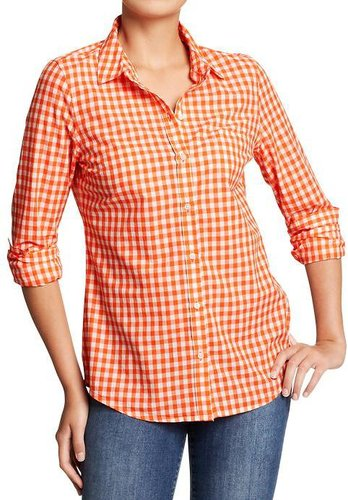 Women's Lightweight Patterned Shirts
