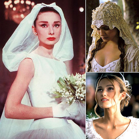 25 Gorgeous Movie Brides