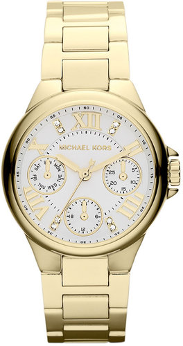 Michael Kors 'Mini Camille' Bracelet Watch