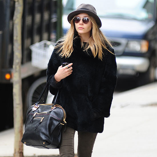 The Best Winter Celebrity Street Style Looks to Inspire
