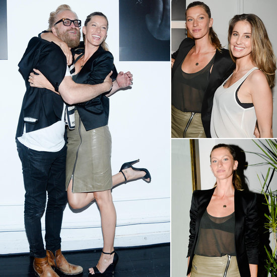 Gisele Bündchen Gets Support From Her Stunning Sister
