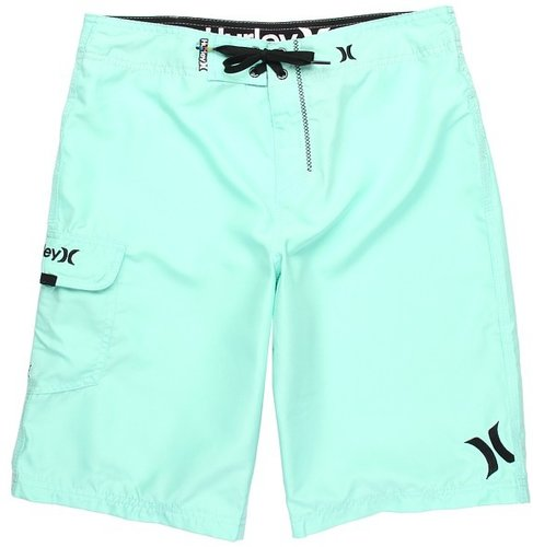 Hurley Kids - One and Only Boardshort (Big Kids) (Seafoam) - Apparel