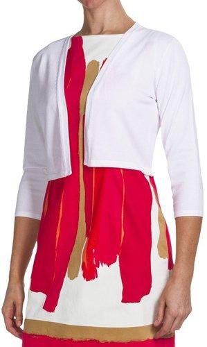 Chetta B Rayon Shrug - 3/4 Sleeve (For Women)
