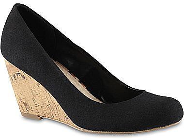 Call It SpringTM Sprucegrove Canvas Wedge Pumps