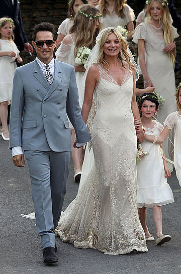 Kate Moss and Jamie Hince: June, 2011