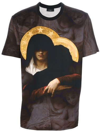 Givenchy icon print t-shirt