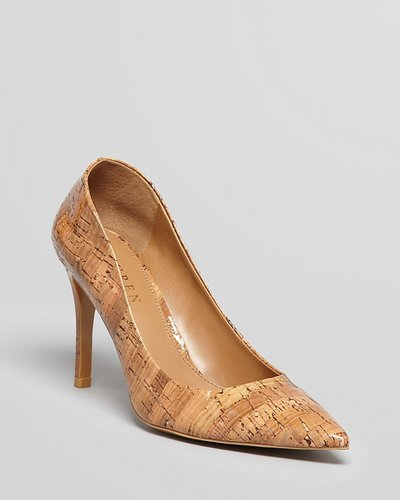 Lauren Ralph Lauren Pointed Toe Pumps - Adena
