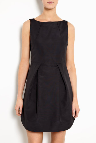 Bruuns Bazaar Billie Heavy Technical Cotton Sleeveless Dress