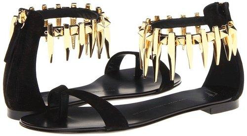 Giuseppe Zanotti - E30301 46611 (Cam Nero) - Footwear