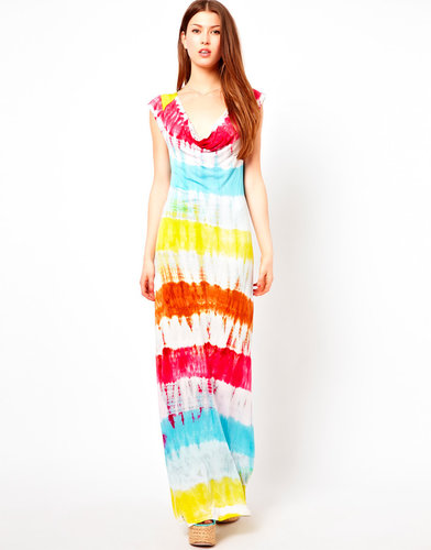 Ruby Rocks Dip Dye Maxi Dress