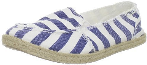 Roxy Women's Lido Jute Slip-On
