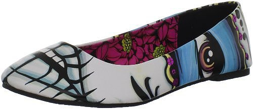 Iron Fist Women's Lady Killer Ballet Flat