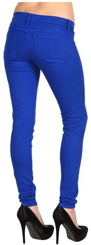 Gabriella Rocha - Kamilia Skinny Jean in Royal Blue (Royal Blue) - Apparel