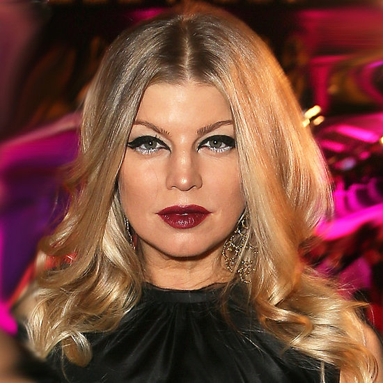 Fergie's Unique Makeup Styles