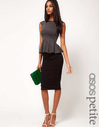 ASOS PETITE Pencil Skirt In Jersey