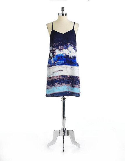 DKNY JEANS Printed Dress