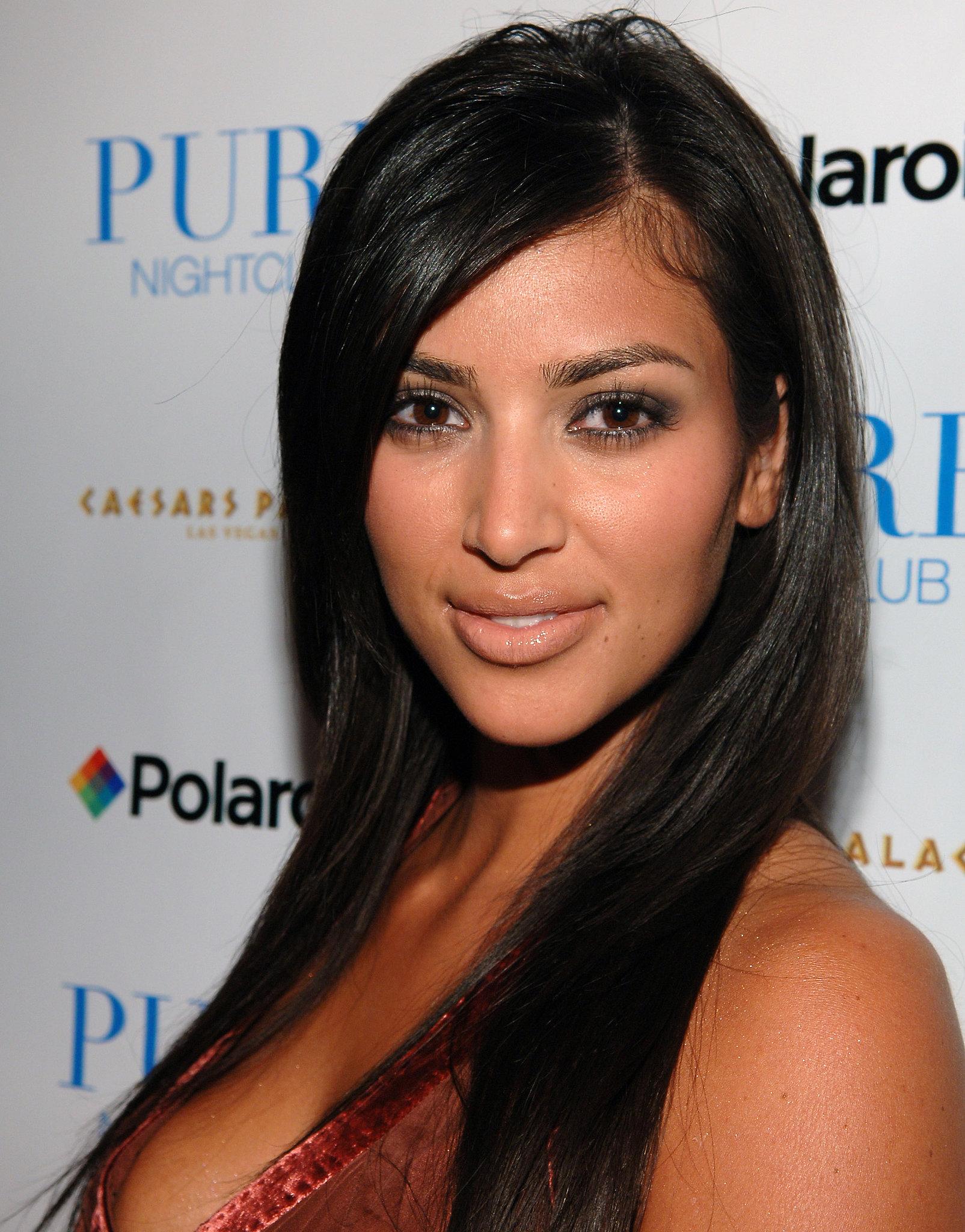 Kim Kardashian   11 Celebrities Who Got Married When They Were ... Kim Kardashian