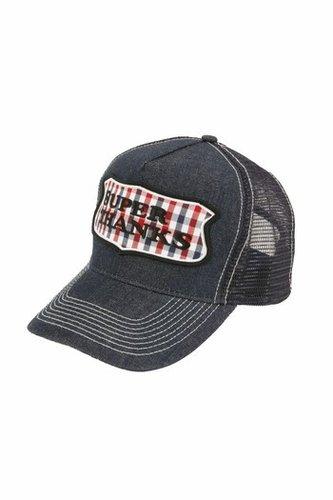 スーパーサンクス MENSmesh cap