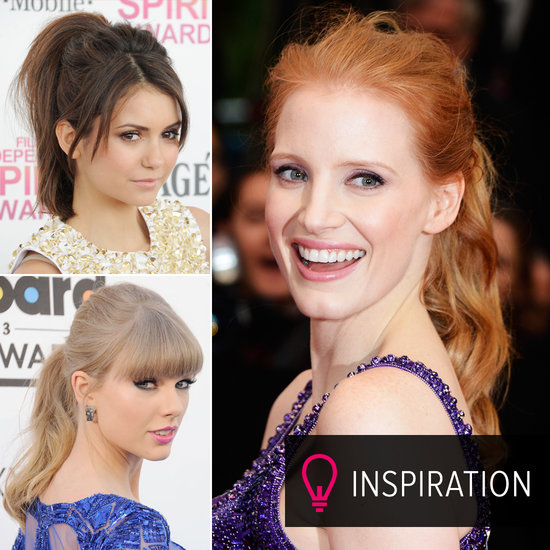 52 Celebrity Ponytails to Rock All Summer Long
