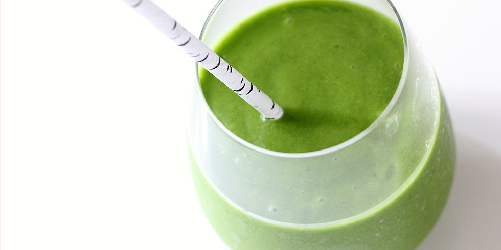 Refresh and Rehydrate With This Detox Avocado Smoothie
