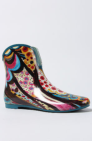 Jeffrey Campbell The Vee Boot in Artistry
