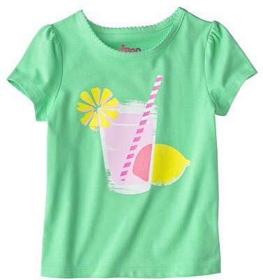 Circo® Infant Toddler Girls' Short-sleeve Tee -