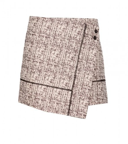 Proenza Schouler TWEED WRAP SKIRT
