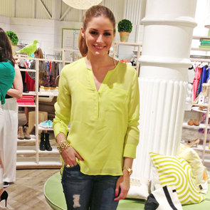 Olivia Palermo Interview May 2013