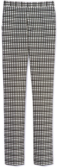 Marc Jacobs Plaid Jacquard Classic Pant