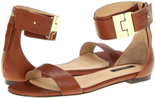 Rachel Zoe - Gladys (Brown Tumbled Leather) - Footwear